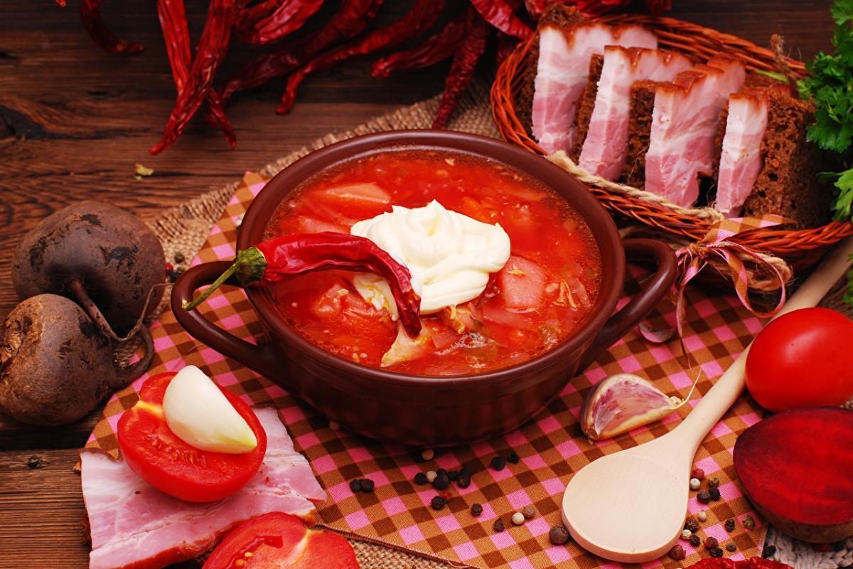 Как сохранить цвет борща и что сначала кладут в борщ - капусту или картошку / 1zoom.ru