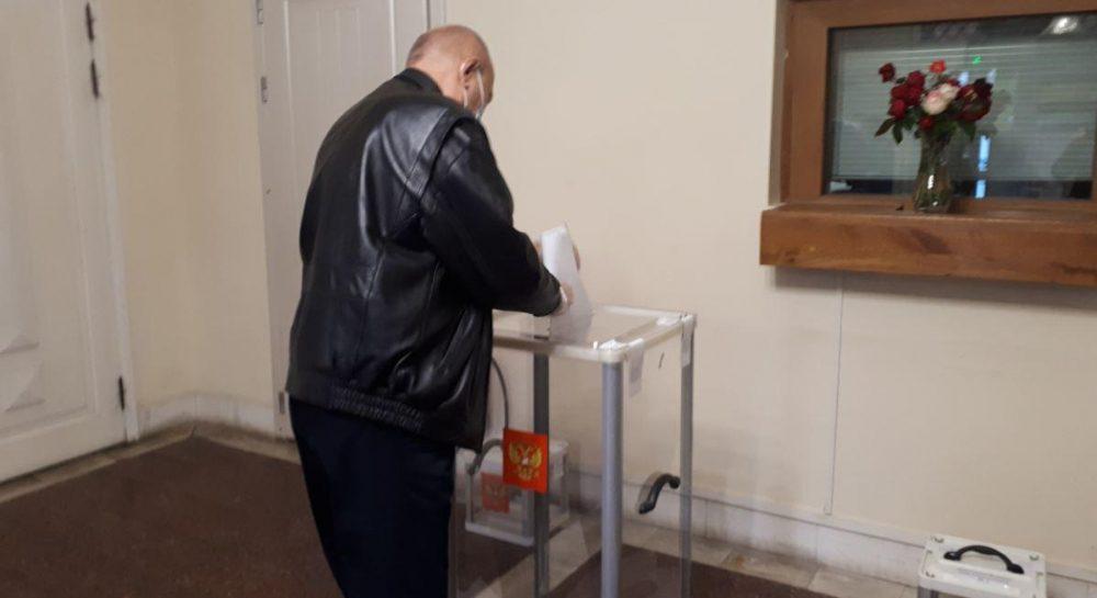 19 сентября 2021, 22:06 Выборы в Госдуму РФ: ЦИК огласила первые результаты