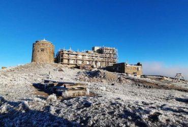 У Карпатах вдарили морози: температура впала до - 6°