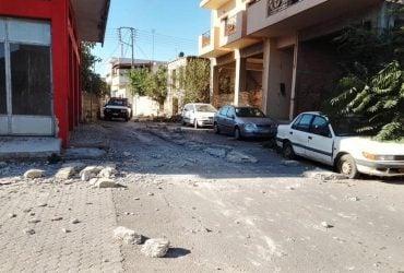 На популярному серед українців грецькому курорті стався потужний землетрус (фото, відео)