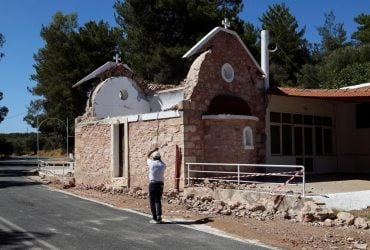 На Крите произошло еще одно мощное землетрясение: что известно (фоторепортаж, видео)