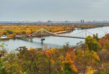 Ночь на 22 октября в Киеве стала самой теплой за 141 год наблюдений