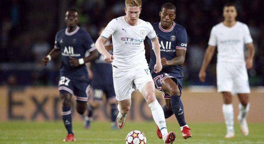 Ліга чемпіонів: ПСЖ обіграв Ман Сіті, Шериф шокував Реал та інші результати 28 вересня (відео)