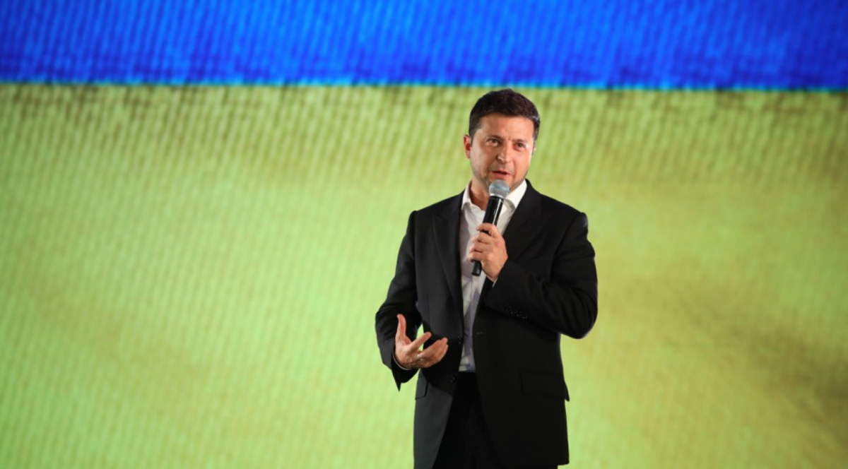 According to Zelensky, his meetings with representatives of big business are 100% to take place in the Office of the President / photo sluga-narodu.com