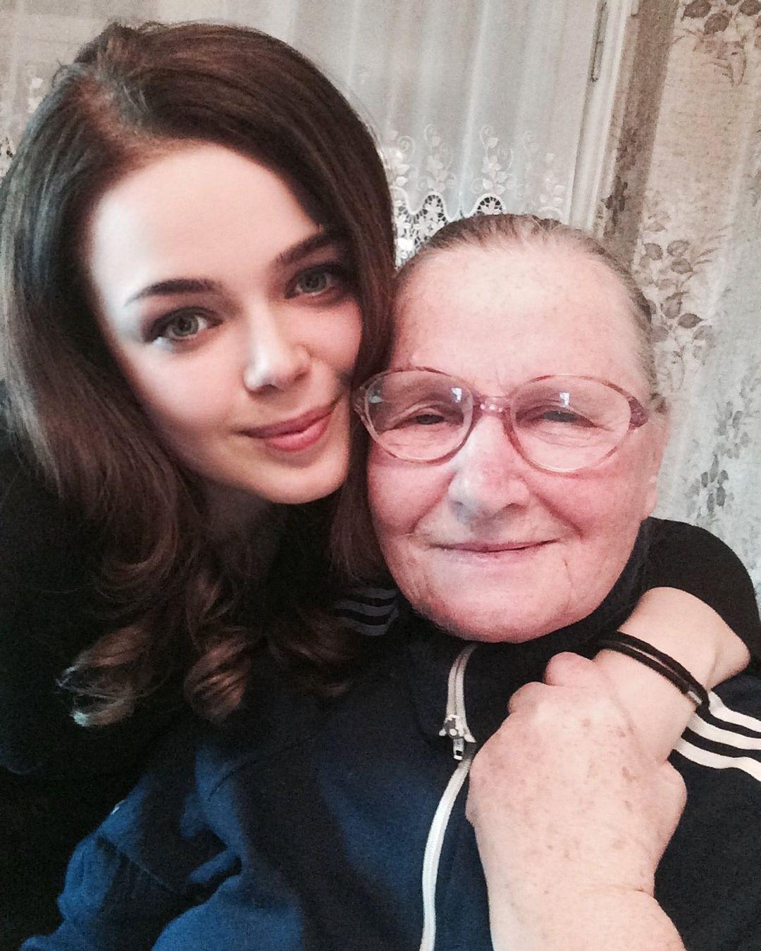 Умерла бабушка Алины Гросу / instagram.com/alina_grosu