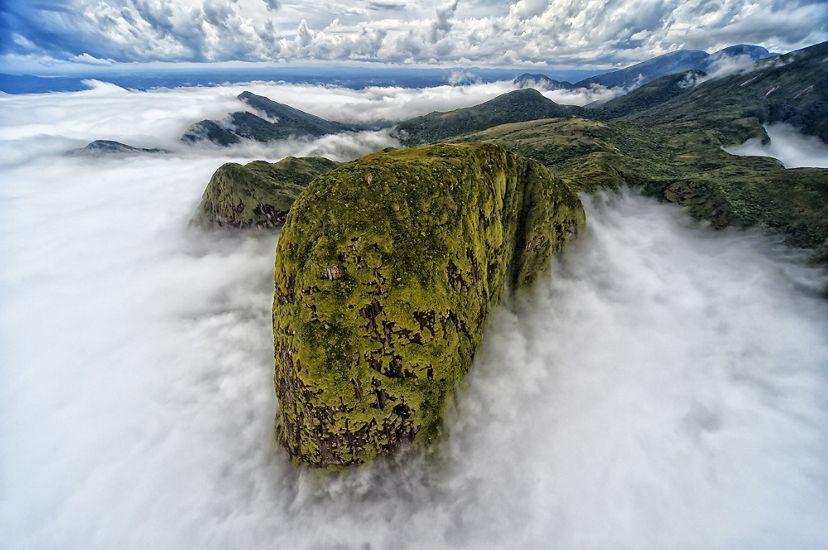 Серра-ду-Мар / фото Denis Ferreira Netto