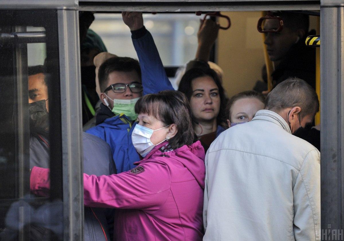 Нові правила пасажирських перевезень не будуть поширюватись на неповнолітніх / фото УНІАН (Сергій Чузавков)