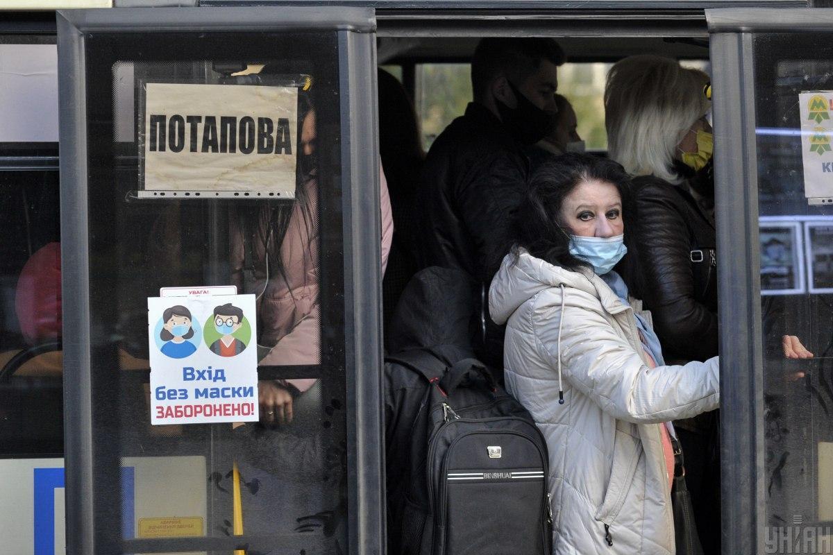 Прекращатьработу местного общественного транспорта не планируют / фото УНИАН, Сергей Чузавков