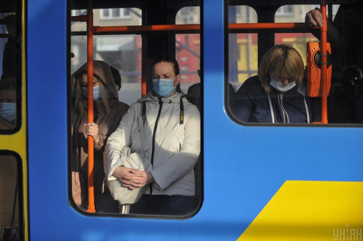 В Украине еще 11 тысяч новых случаев COVID-19/фото УНИАН (Сергей Чузавков)