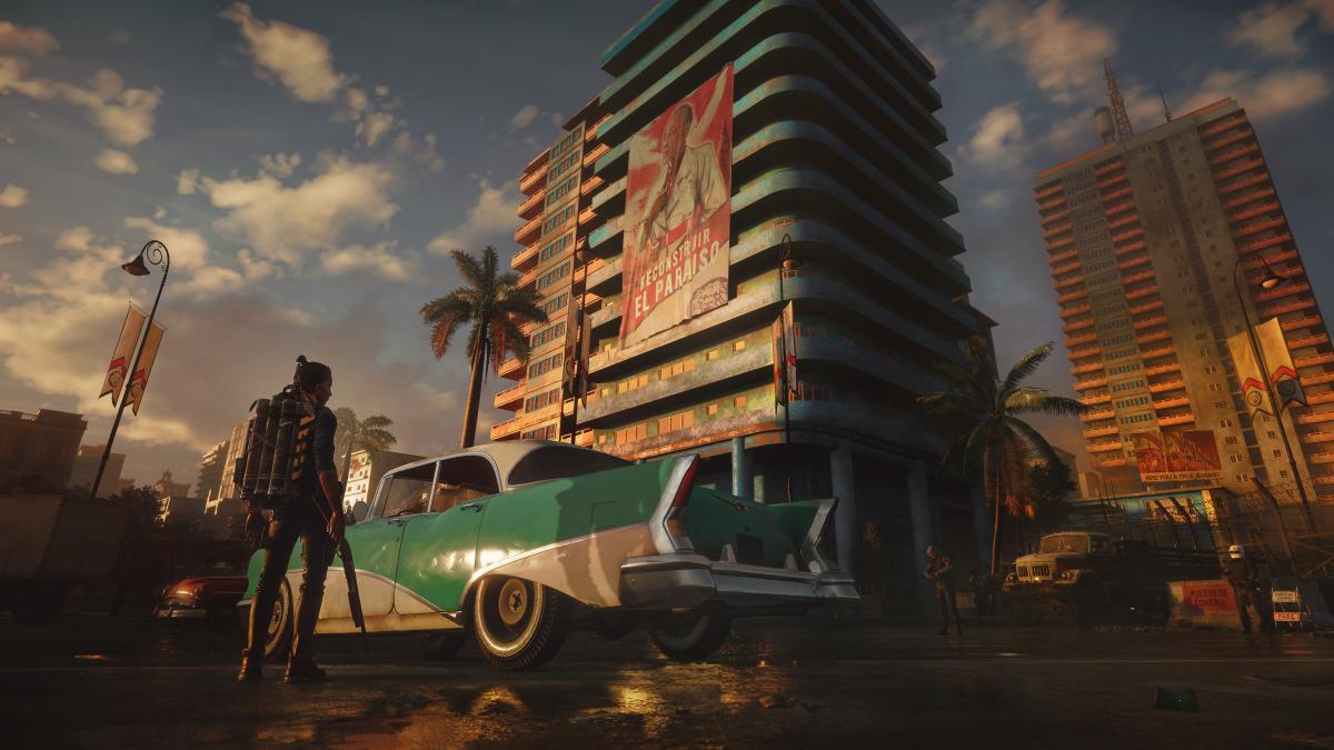 Far Cry 6 / фото Ubisoft