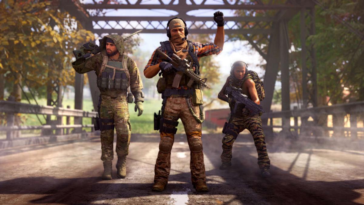 Королівська битва Ghost Recon Frontline / фото Ubisoft
