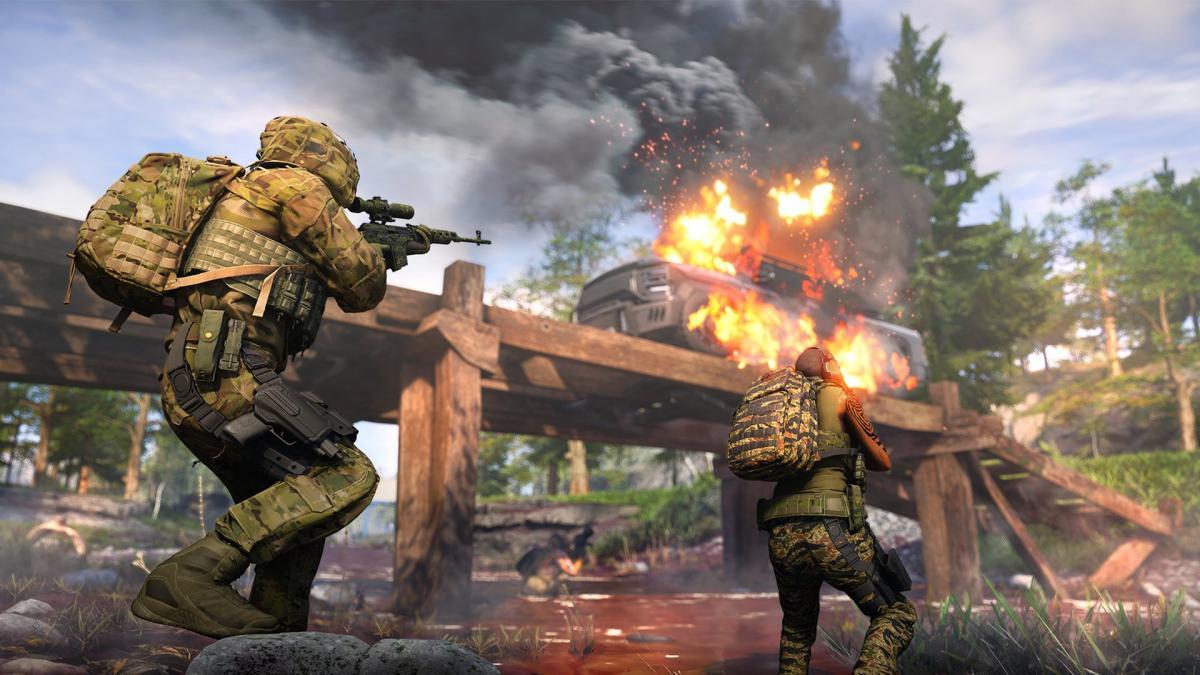 Королевская битва Ghost Recon Frontline / фото Ubisoft
