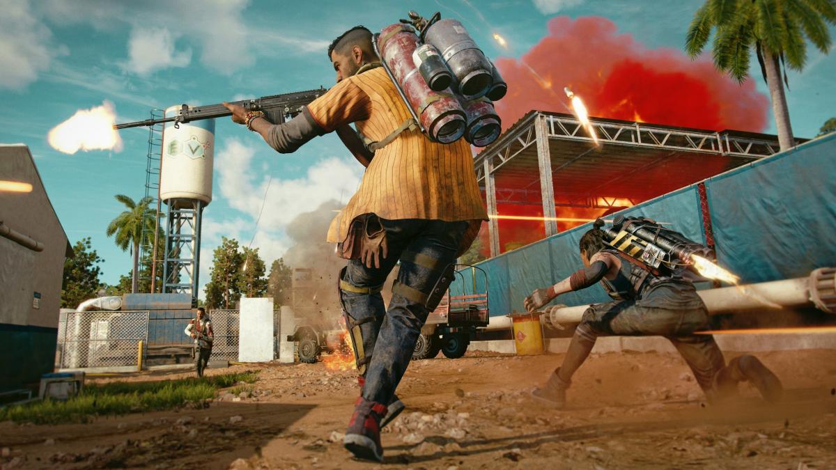 Far Cry 6 получила очень разные оценки / фото Ubisoft