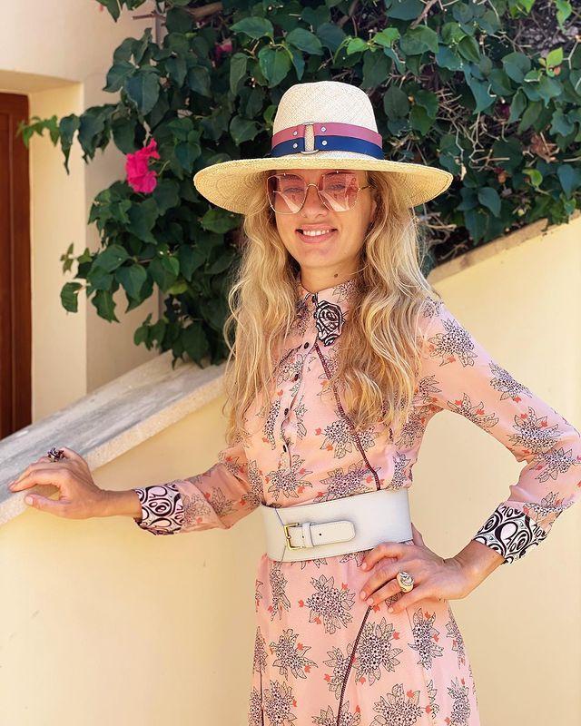 Ольга Горбачева рассказала о воссоединении с мужем / instagram.com/gorbachovaolga