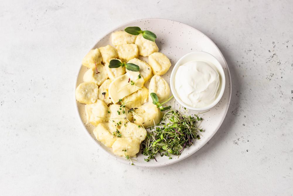 Рецепт ленивых вареников с картошкой / фото ua.depositphotos.com