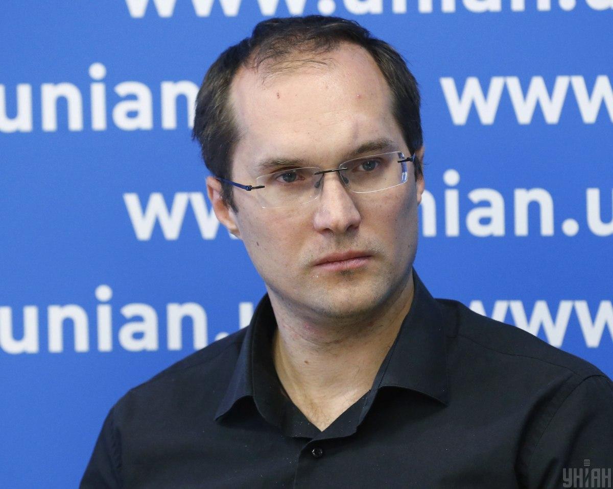 Журналист Юрий Бутусов / фото УНИАН