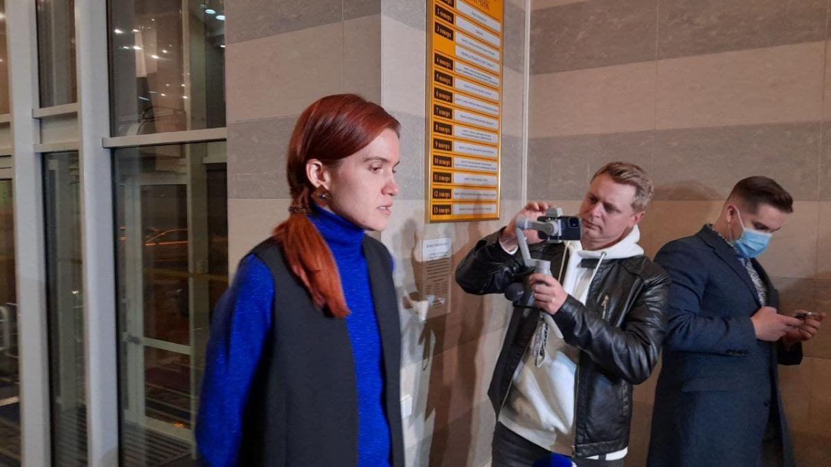 Марьяна Безуглая прокомментировала результаты заседания ВСК / фото УНИАН, Дмитрий Хилюк