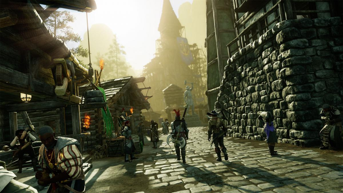 New World / фото Amazon Games