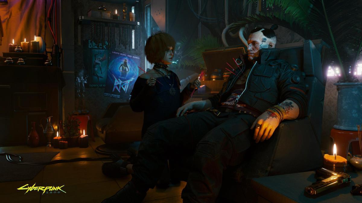 У Cyberpunk 2077 знайшли новий баг / фото CD Projekt RED
