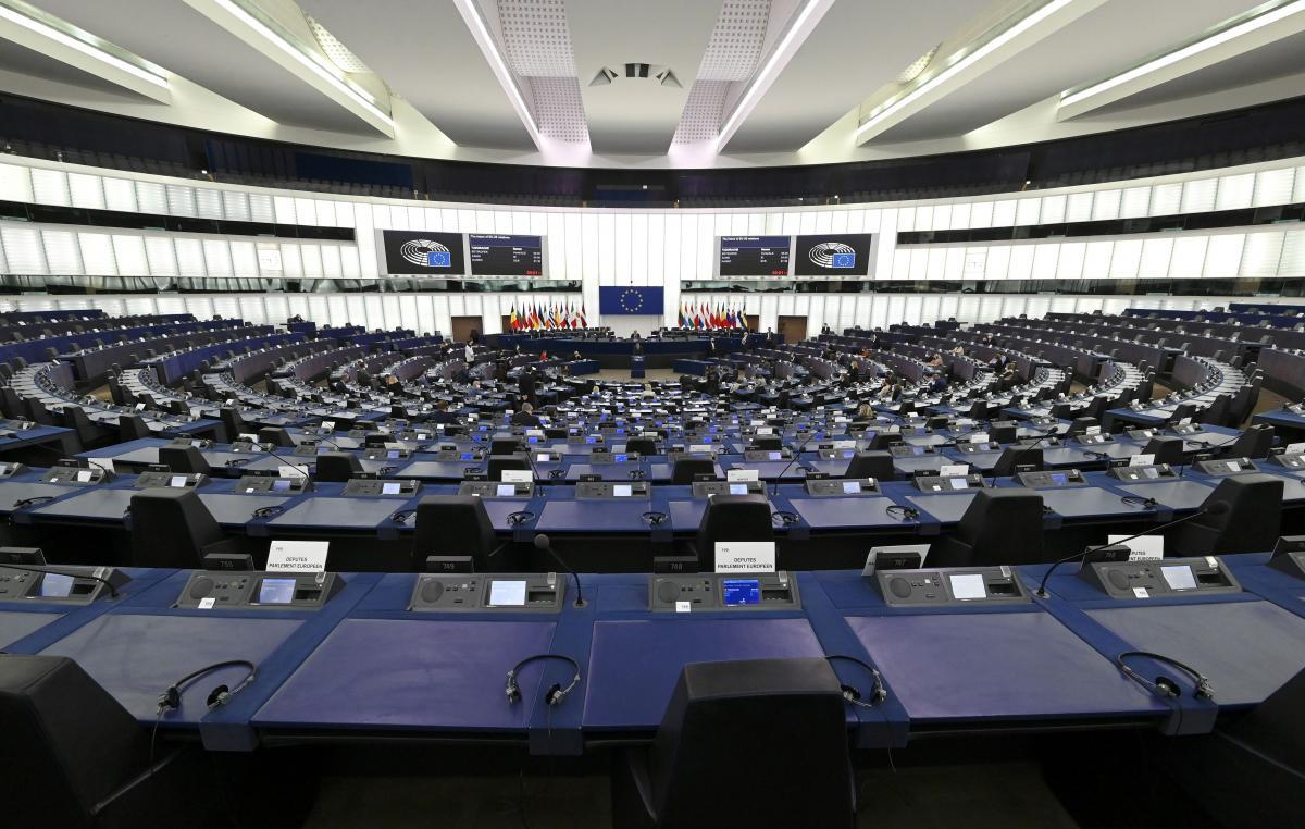 Европарламент принял резолюцию по Беларуси/ фото REUTERS