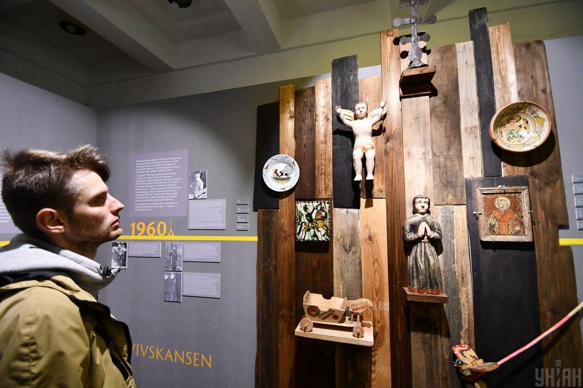 Этновыставка во Львове / УНИАН, Валерий Шмаков