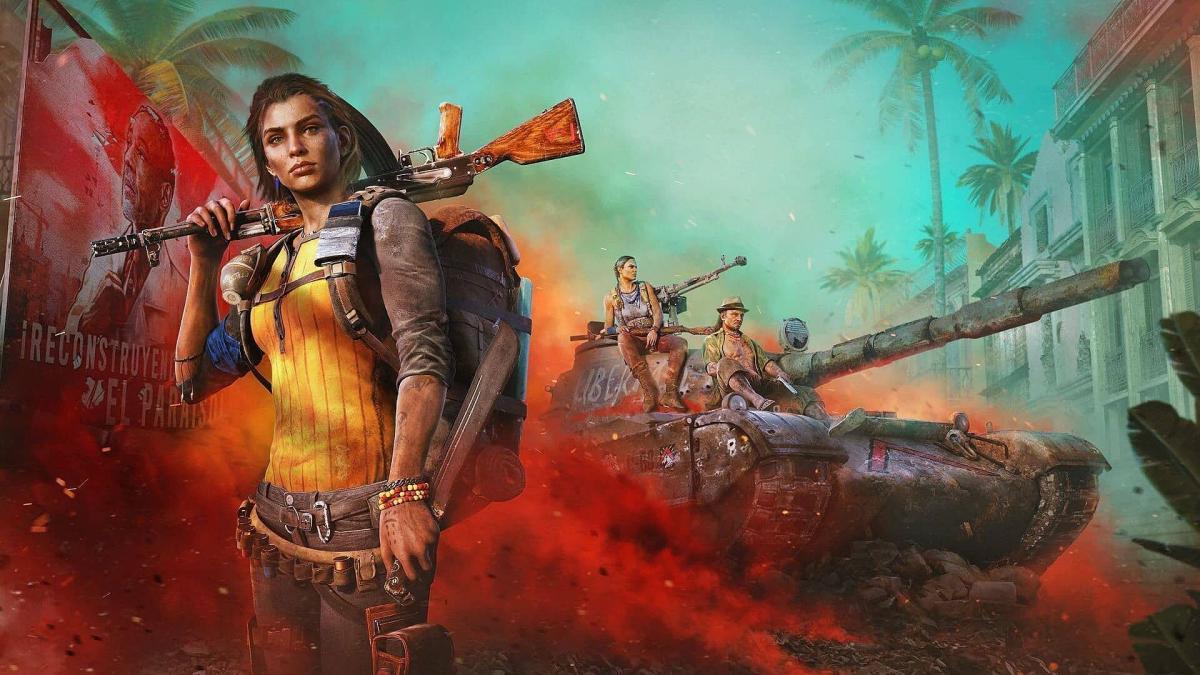 Far Cry 6 вышел на все платформы 7 октября / фото Ubisoft