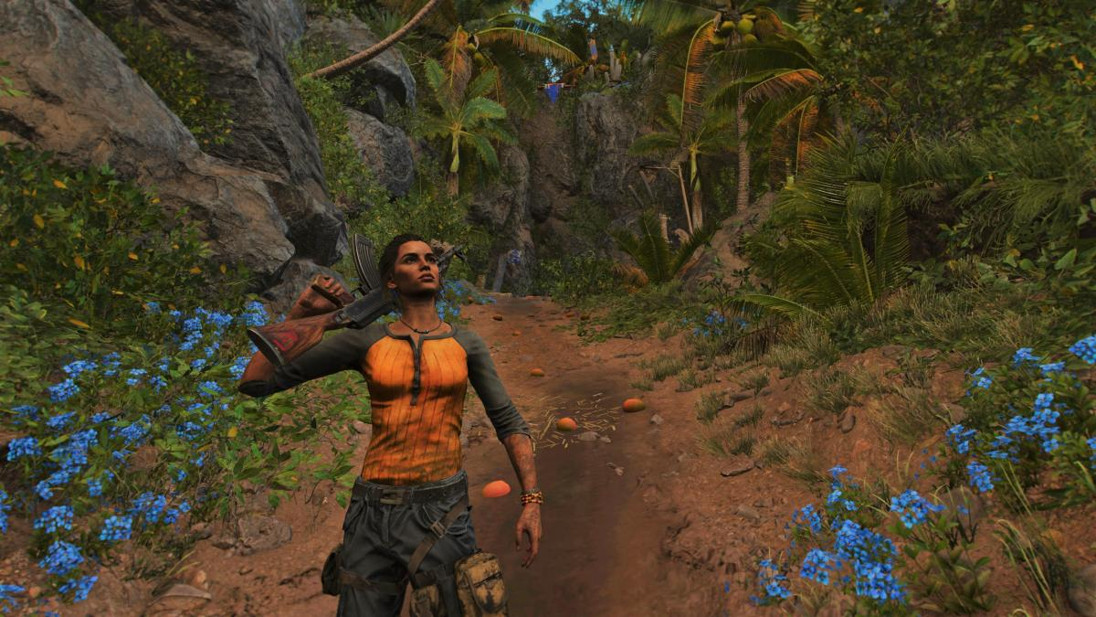 Дани в джунглях Яры / скриншот