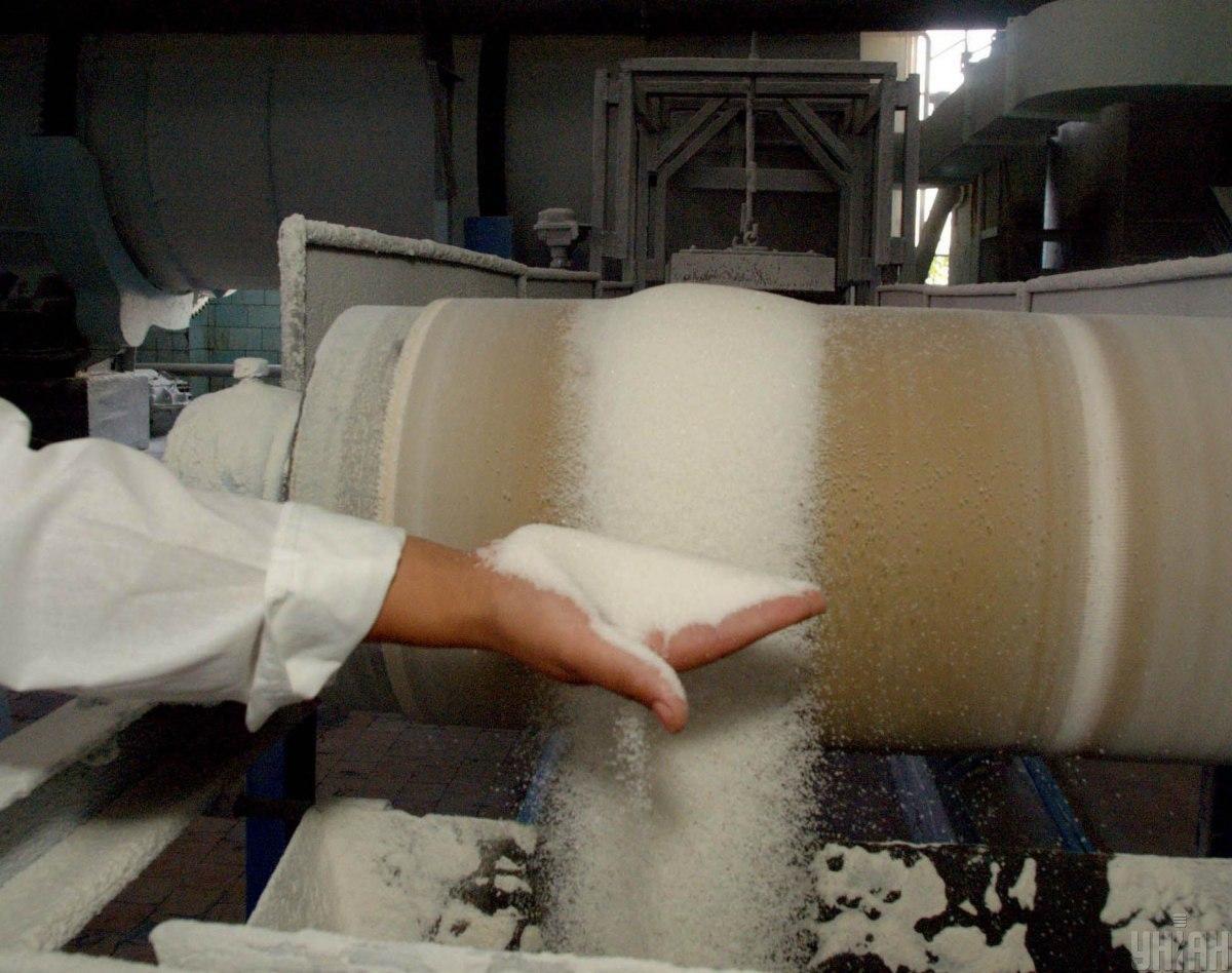 Цены на сахар в Украине по состоянию на сентябрь 2021 года за год выросли более чем на 80% / фото УНИАН, Андрей Мариенко