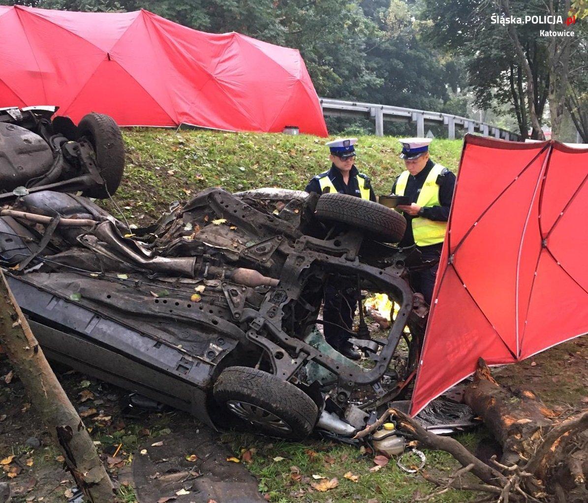 В Польше в ДТП погибли два украинца / фото пресс-служба польской полиции
