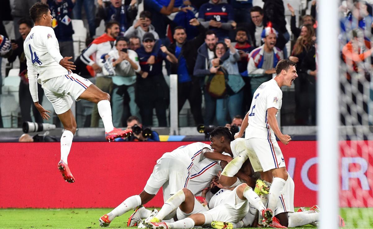 Франция вышла в финал / фото REUTERS