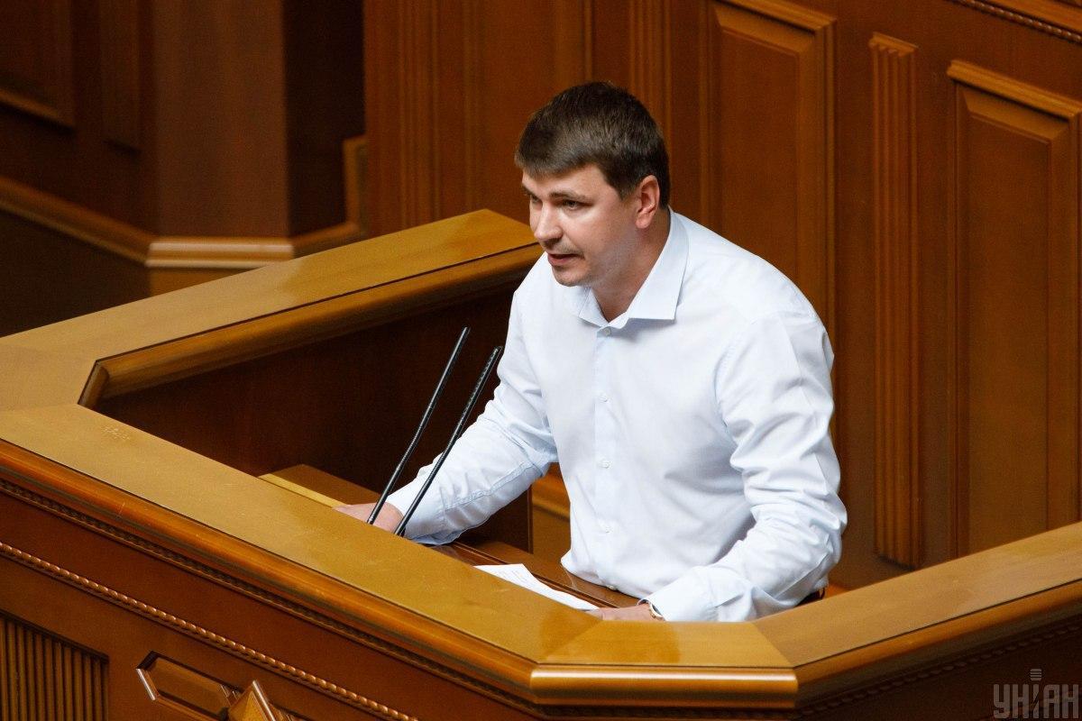 Нардеп Антон Поляков умер сегодня ночью / фото УНИАН