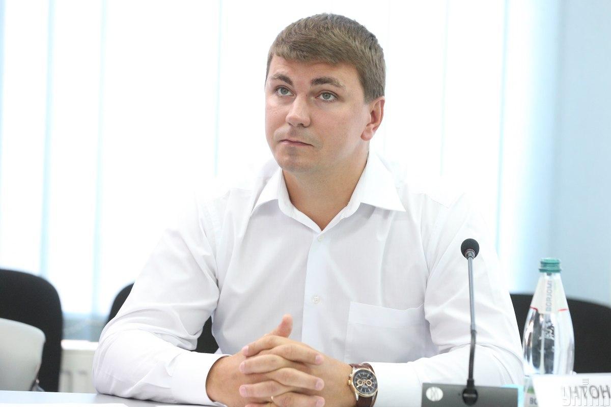 МВС показало останні кадри життя нардепа Антона Полякова / фото УНІАН