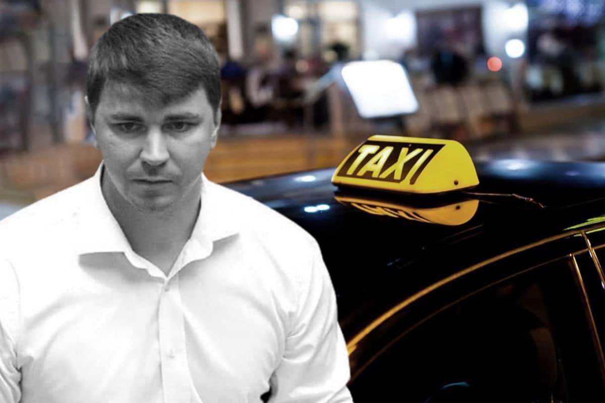 Полякова нашли без сознания в такси: подробности / коллаж УНИАН