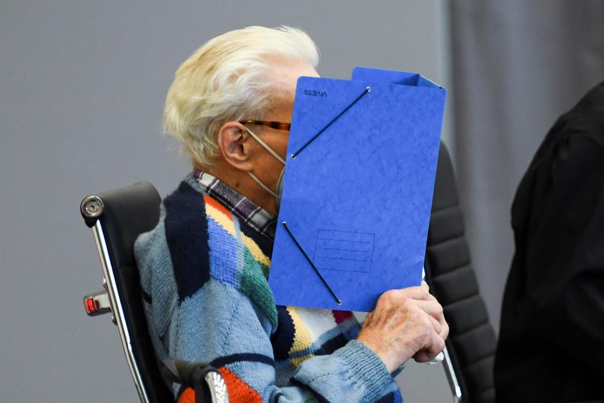 Несмотря на возраст Йозефа С., медэкспертиза признала его способным участвовать в процессе \ фото REUTERS
