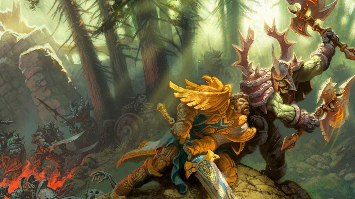 З World of Warcraft видалили багато жартів / фото US Gamer