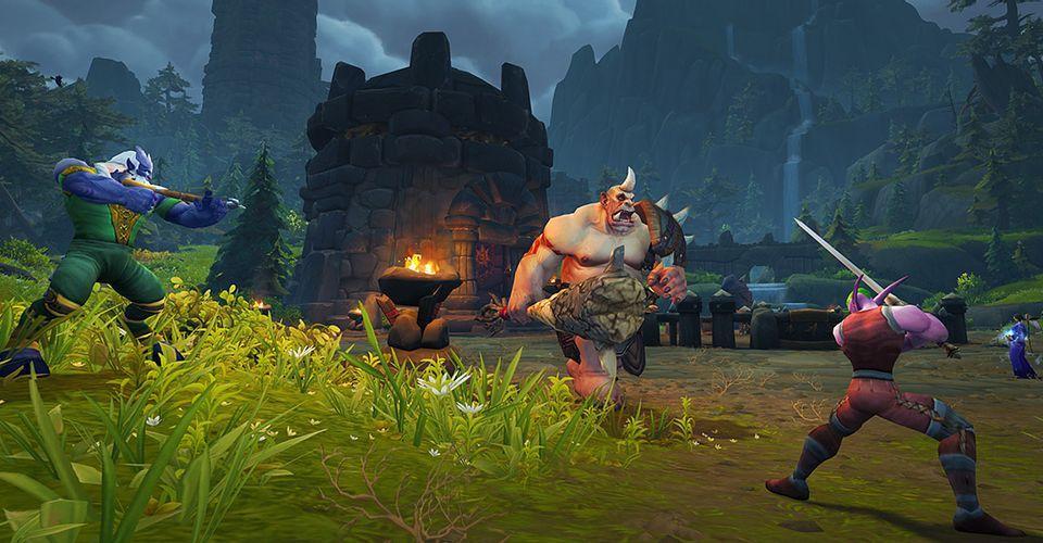 World of Warcraft / фото Screen Rant