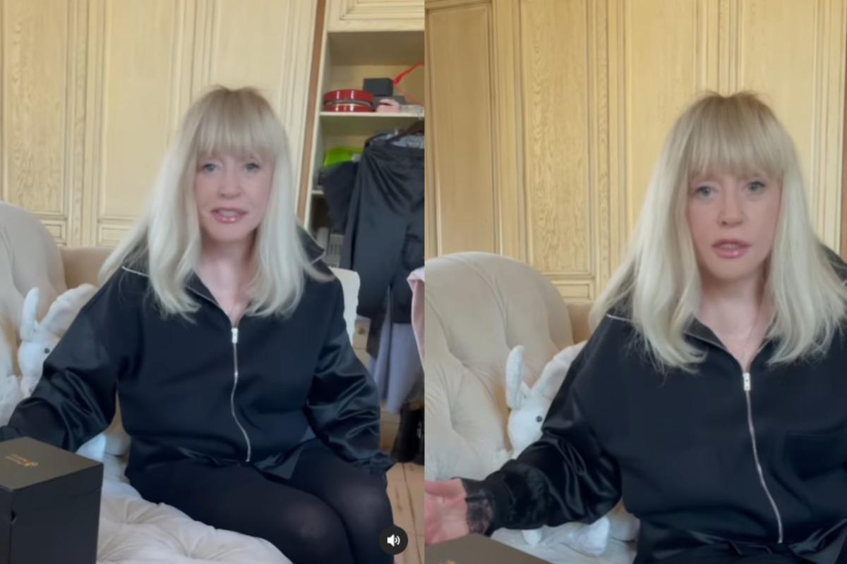 Пугачева сверкнула худыми ногами / Скриншот