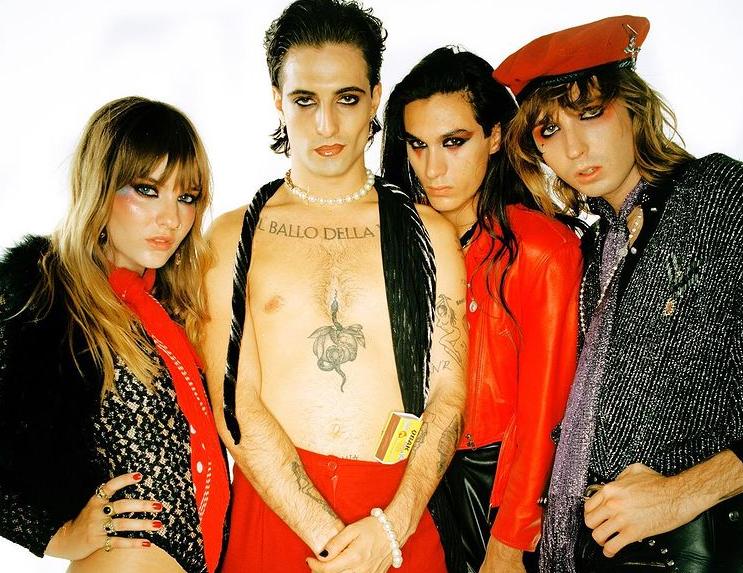 Эпатажные итальянские рокеры выпустили сингл \ instagram.com/maneskinofficial/