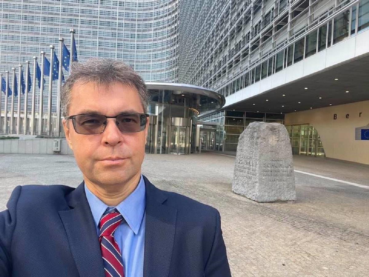 Директор Центра исследования энергетики Александр Харченко / фото facebook.com/oleksandr.kharchenko