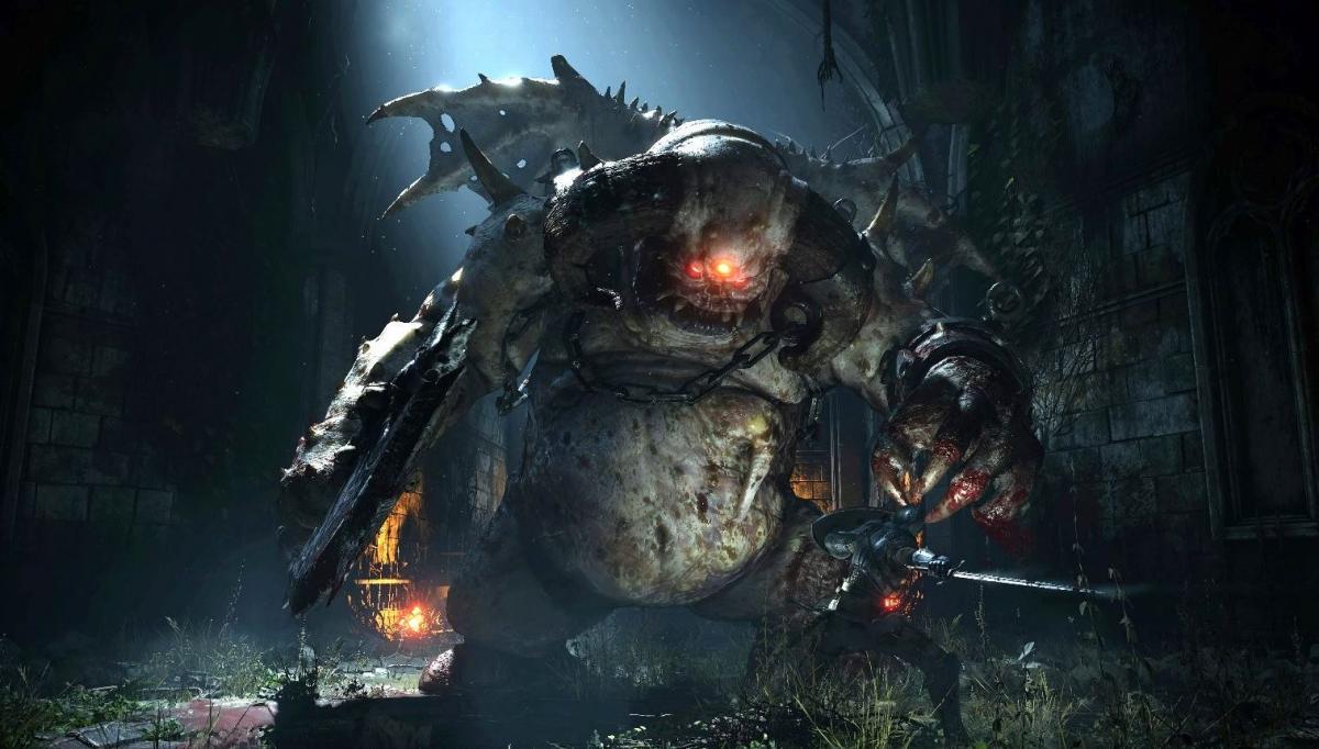 Ремейк Demon's Souls / фото PlayStation Universe