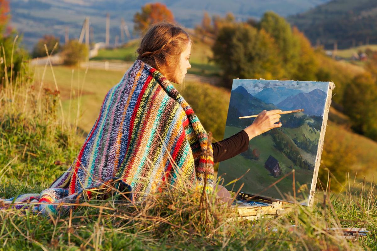 Поздравления с Днем художника / depositphotos.com