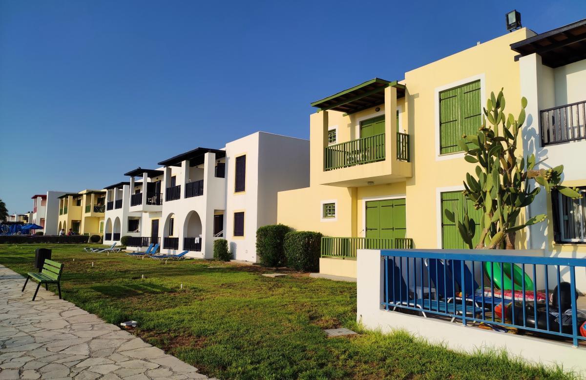 На Кіпрі дуже популярні вілли та апартаменти під оренду / фото Марина Григоренко