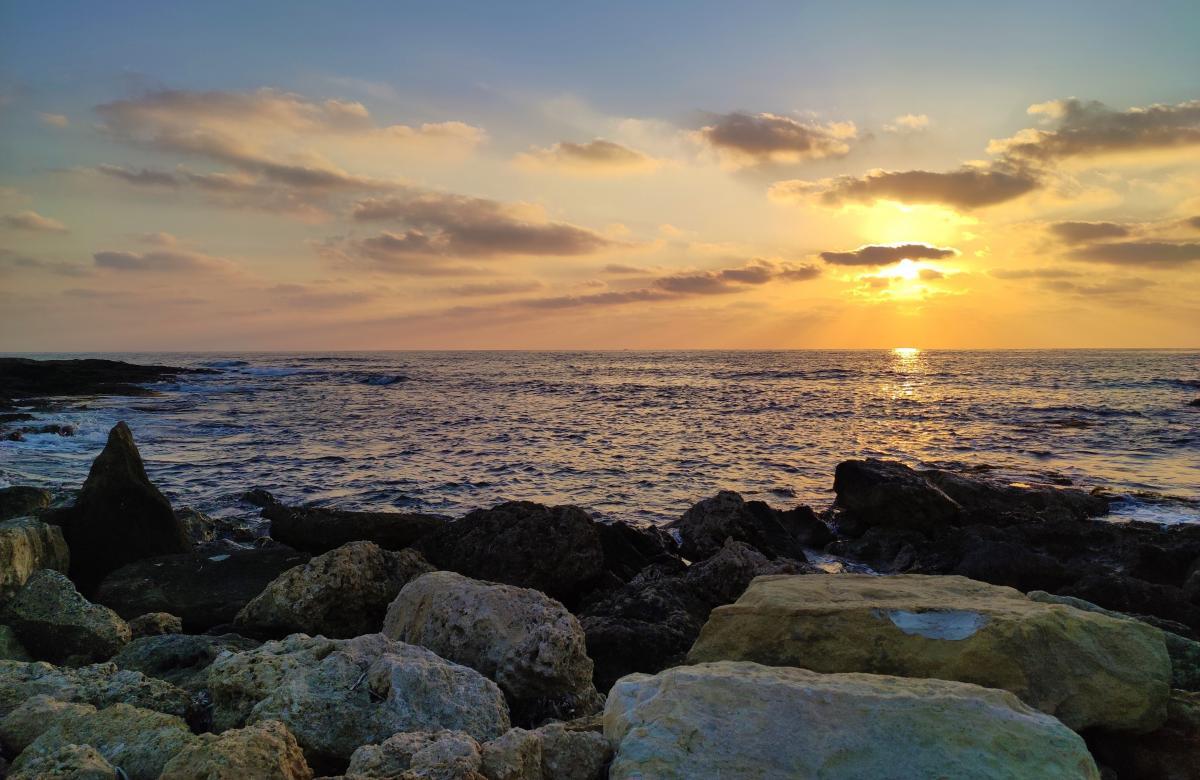 Кіпр – це місце, де завжди тепло і сонячно / фото Марина Григоренко