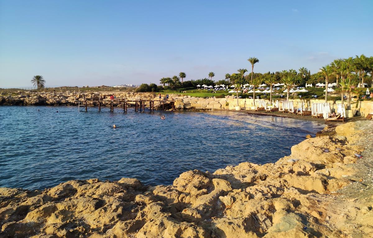 Kefalos Beach Tourist Village в Пафосі / фото Марина Григоренко