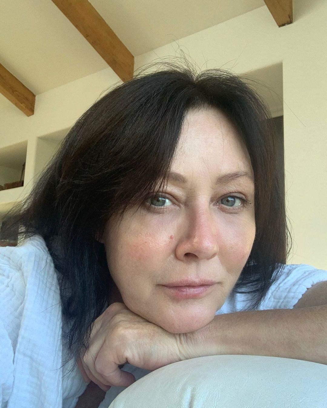 Шэннен Доэрти рассказала о болезни / фото - instagram.com/ theshando