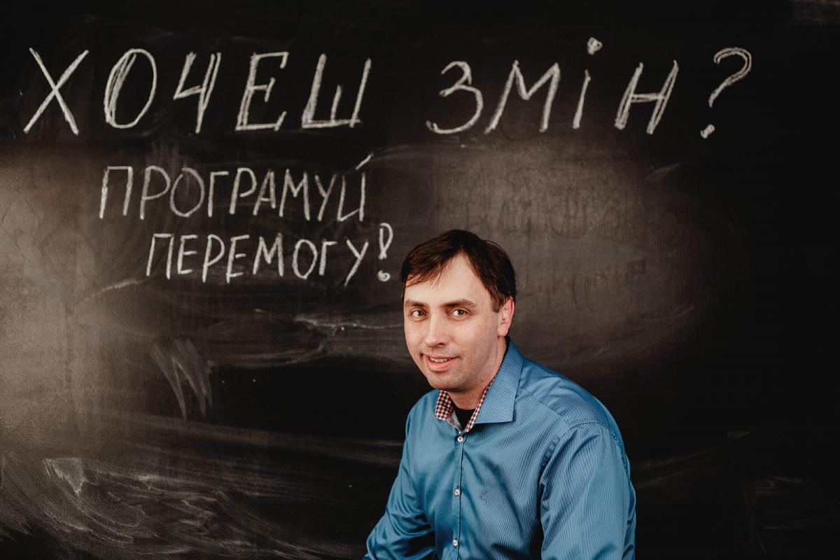Алексей Мась умер в возрасте 47 лет / фото Facebook.com/alekseymas