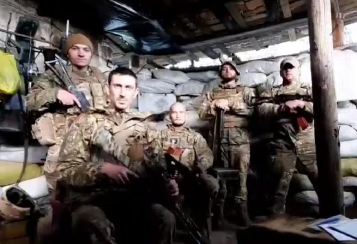 Бійців розлютило, що Кива привітав Путіна з днем народження / Скріншот