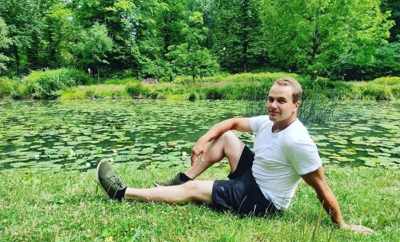 Девятый фигурант дела – сотрудник вытрезвителя – был задержан полицией сегодня утром / фото из Facebook Дмитрия Никифоренко