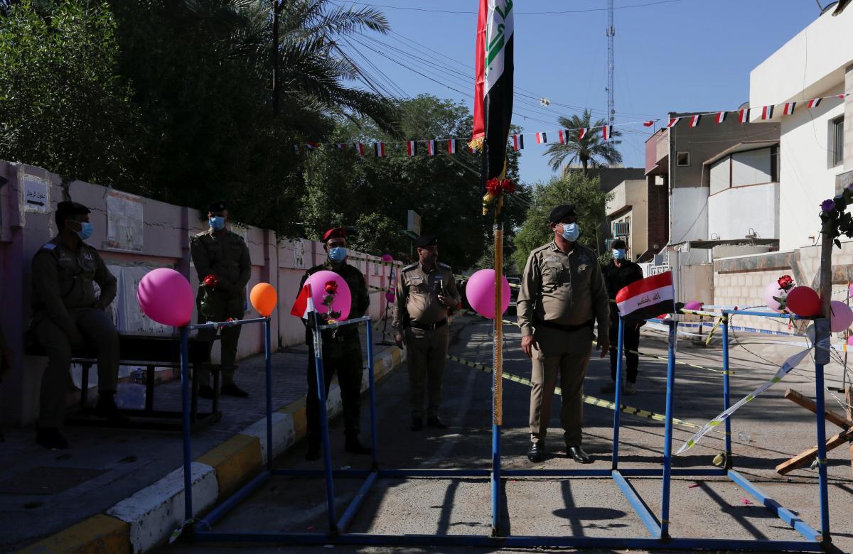 В Ираке начались выборы в парламент / Reuters