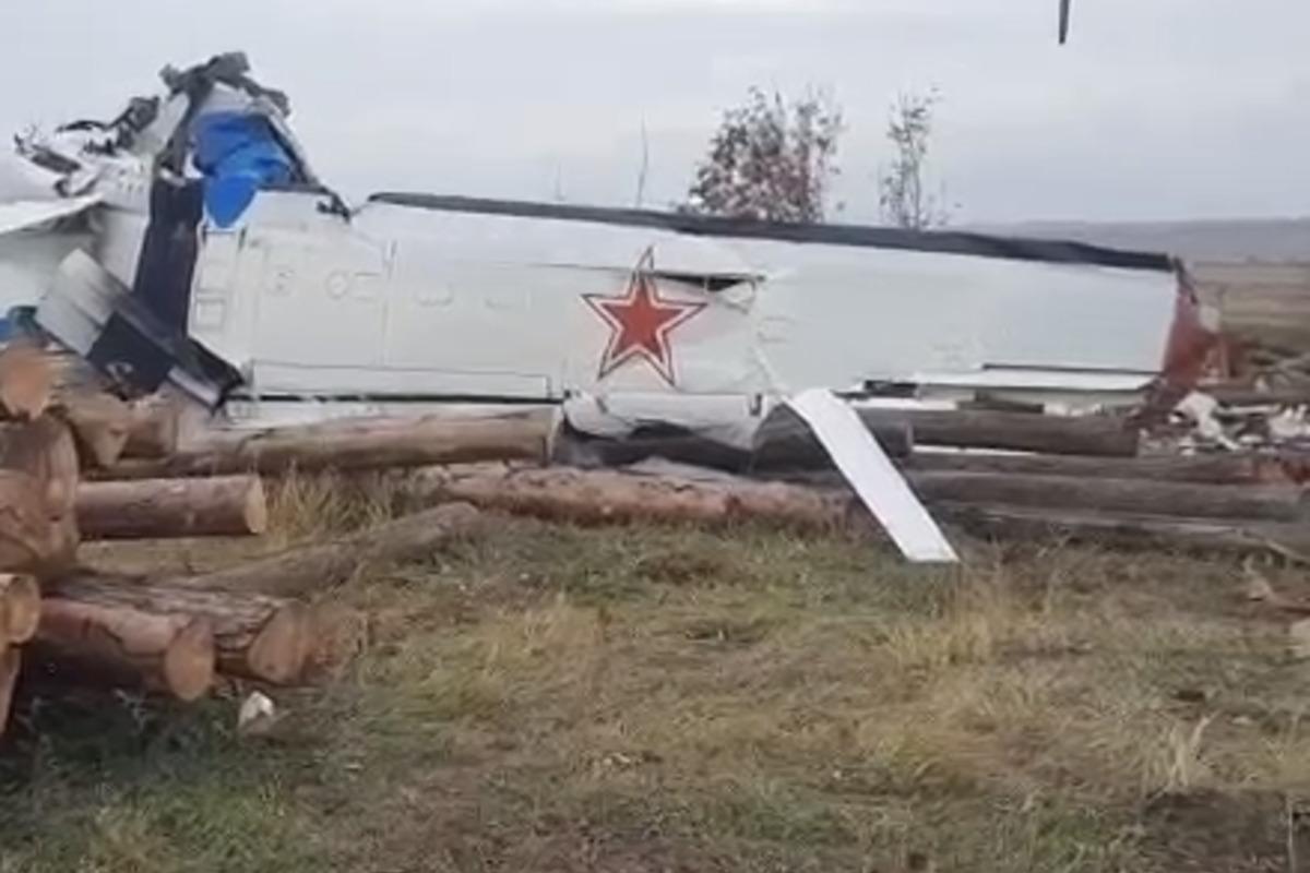 Стали известны возможные причины крушения L-410 в Татарстане / Скриншот